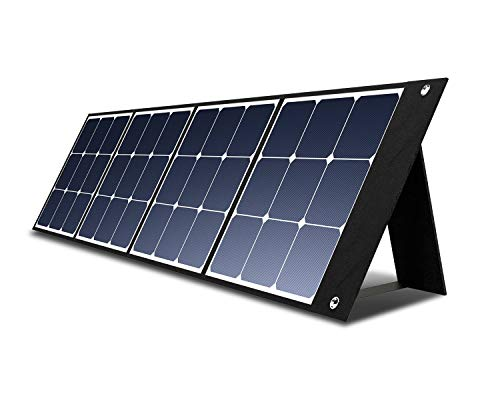 41imNkUCbZL PowerOak Faltbares Solarpanel SP120 - Solarmodul für PowerOak AC50S/EB150/EB240/AC200P Tragbare Powerstation 120W…