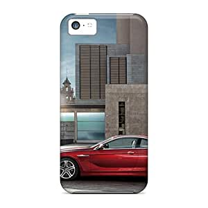 New Iphone 5c Case Cover Casing(bmw 6 Coupe Vermillion)