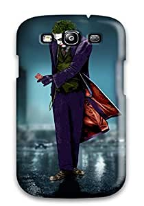 KXYQAyt9384MZTVr Benailey Awesome Case Cover Compatible With Galaxy S3 - The Joker