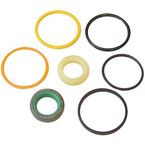 RE18749 Steering Cylinder Seal Kit For John Deere 310 310A 310B 401D by Hercules