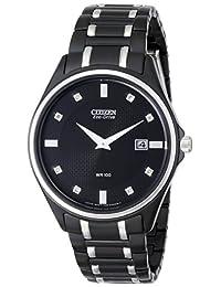 Citizen Men's AU1054-54G Diamond Eco Drive Watch