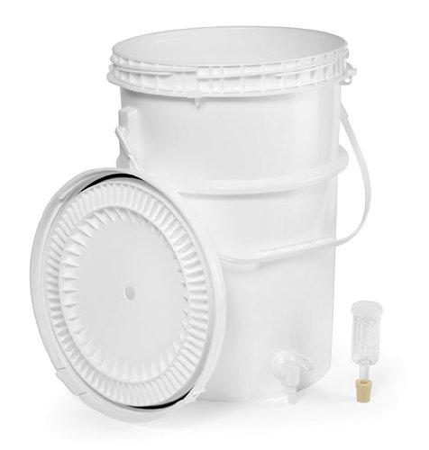 E.C. Kraus 6 Gallon Poly-Fermenter Complete