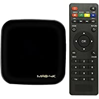 [Humanized System] M-jump MA8-4K RK3229 Quad Core 1GB RAM 8GB ROM TV Box