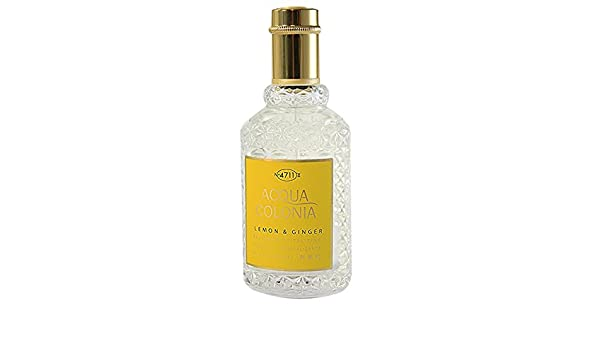 Amazon.com : 4711 Acqua Colonia Lemon & Ginger 5.7 oz Eau De Cologne Spray (Unisex) For Women, Free Express Shipping : Beauty
