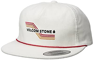 Volcom Men's Dega Five Panel Adjustable Hat from Volcom