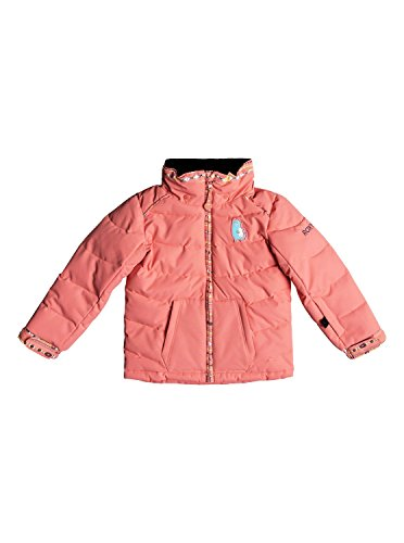 Roxy Girls Anna Jacket 7 Shell 2 Snow Pink Erltj03008 rgrqU