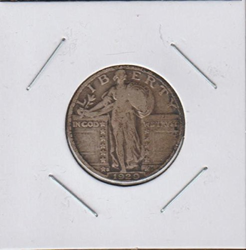 1929 S Standing Liberty (1916-1930) Quarter Very Fine