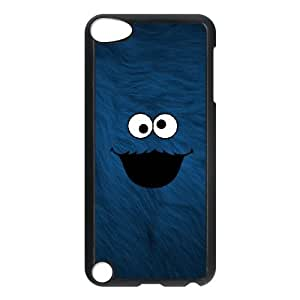 iPod Touch 5 Case Black Cookie Monster gqns