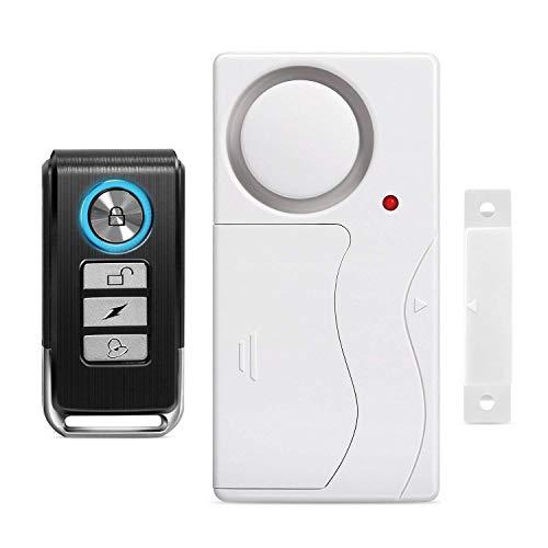 Wireless Anti-Theft Security Door Alarm