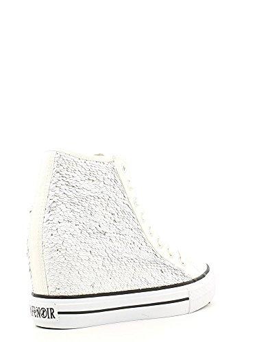 All Dg902 2016 Tipo Sneaker Cafè Donna P Stars Cod Running Pailletes Noir Bianco e n7fqnxURX