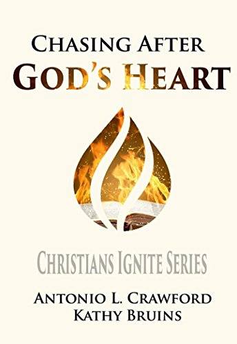 Bruins Heart - Chasing After God's Heart: Christians Ignite Bible Study Series