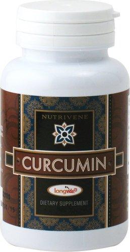 La curcumine Longvida poudre par NuTriVene (30 grammes)