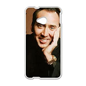 nicolas cage Phone Case for HTC One M7