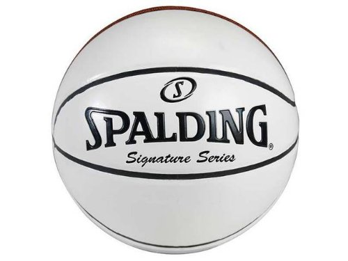 Autograph Basketball - Spalding Signature Series Autograph Basketball