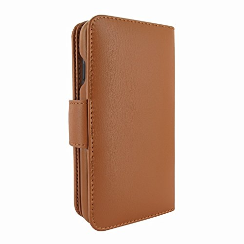 Piel Frama 793 Tan WalletMagnum Leather Case for Apple iPhone X by Piel Frama (Image #4)