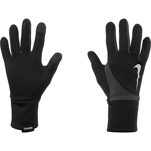 Nike Men's Element Thermal 2.0 Run Gloves (X-Large, Black/Anthracite) by NIKE