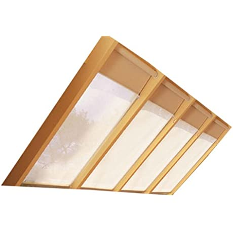 Handy Home Products Phoenix Solar Shades Set Of 4 Retractable Shades