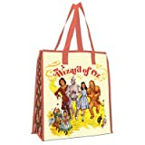 Recycled Shopping Bag Wizard of Oz Shopping Bag