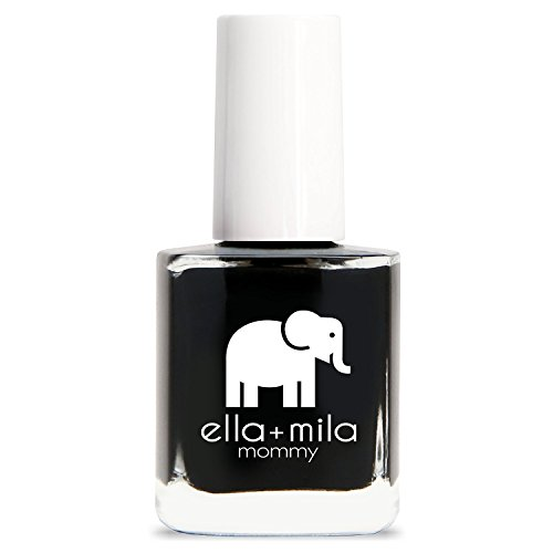 ella+mila Nail Polish, Mommy Collection - Lights Out