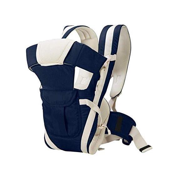 MELVIS Baby Carrier Bag/Adjustable Hands Free 4 in 1 Baby/Baby sefty Belt/Child Safety Strip/Baby Sling Carrier Bag/Baby