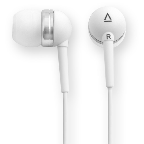 Creative EP-630 In-Ear Noise Isolating Headphones (White)