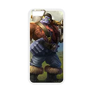 iPhone 6 4.7 Inch Cell Phone Case White League of Legends Hextech Sion VB6021107