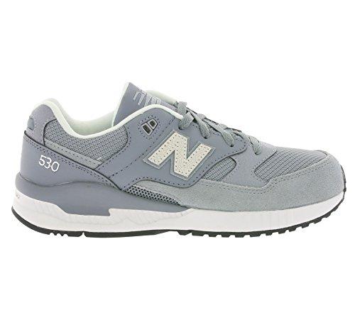 New Balance 530 Femmes Sneaker Gris KL530GXG