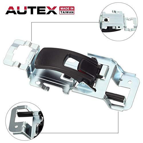 ack Inside Inner Door Handle Front or Rear Compatible with 2005 2006 2007 2008 2009 Chevrolet Equinox 2006 2007 2008 2009 Pontiac Torrent Door Handle 25897973 15926297 25897973 ()