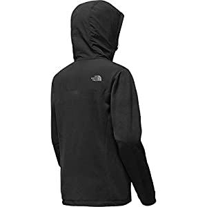 The North Face Denali Hoodie Jacket - Women's TNF Black/TNF Black Medium