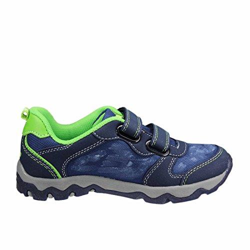Lico , Chaussures spécial sports d'extérieur pour garçon bleu Blau Kombi