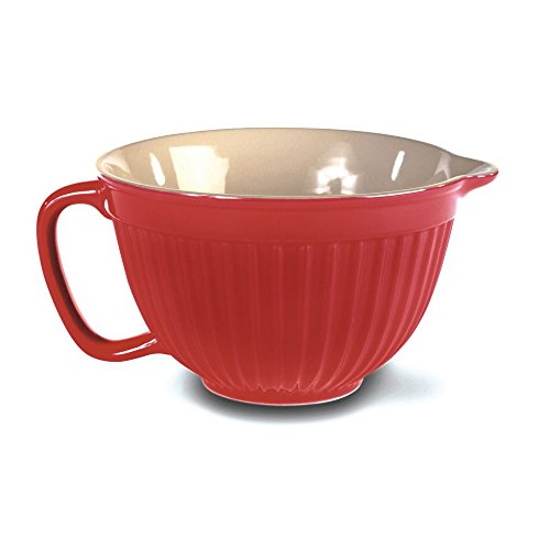 (Simsbury Batter Bowl Color: Red)