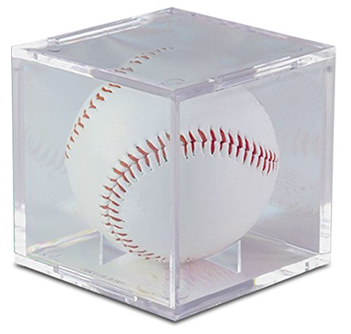 (Ultra Pro Baseball Clear Square UV Holder)