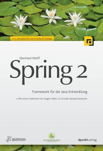 Spring 2. Frameworks für die Java-Entwicklung (iX Edition)