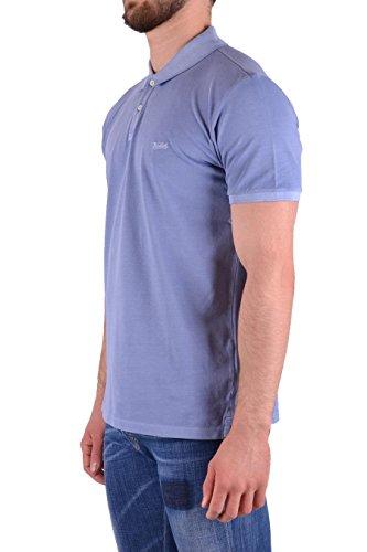Cotone Azzurro Polo Uomo Woolrich Wopol515pg023895 n6ZHItqB