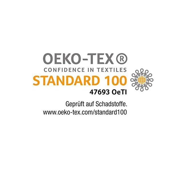 Träumeland T030702 Materasso Brise Light per Culla, 45 x 90 x 6 cm (Quadrata), 38% lyocell, 62% polyester 7 spesavip