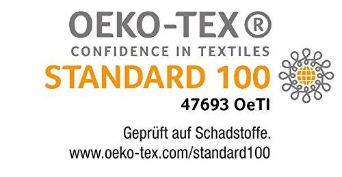 Hat das Öko-Tex 100 Siegel erhalten