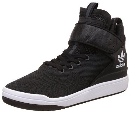 adidas Veritas-X Weave Core Black White Core Black Schwarz