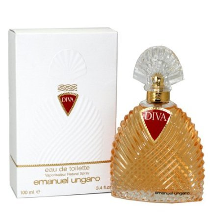 (Diva by Emanuel Ungaro for Women. Eau De Toilette Spray 3.4-Ounces )