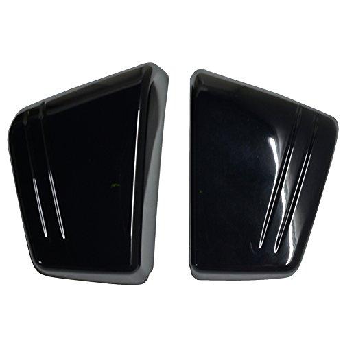 Black Fairing Battery Side Cover For Honda VTX 1800 C VTX1800C Custom 2002-2008 2003 2004 2006 2007