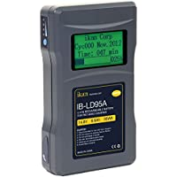Ikan IB-LD95 Rechargeable Battery for Pro Video Cameras 95Wh (Black)