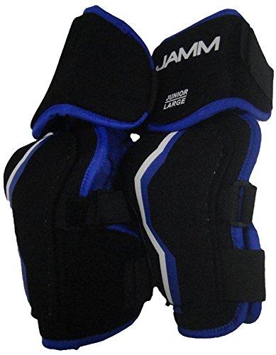 (JAMM 5001 Elbow Pad Hockey, Youth, Small)