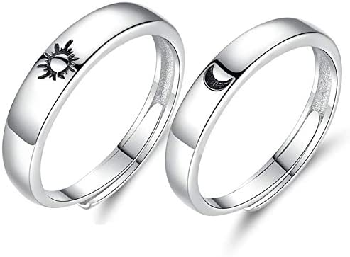 Sun and Moon Wedding Ring Box Sun and Moon Love Engagement Ring Bearer Sun Moon Jewelry Box I Love You To The Moon and Back Proposal Box