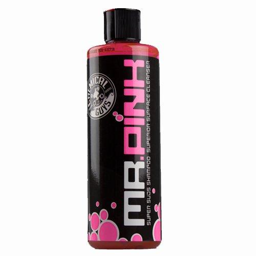 Chemical Guys signor rosa Suds shampoo sapone detergente