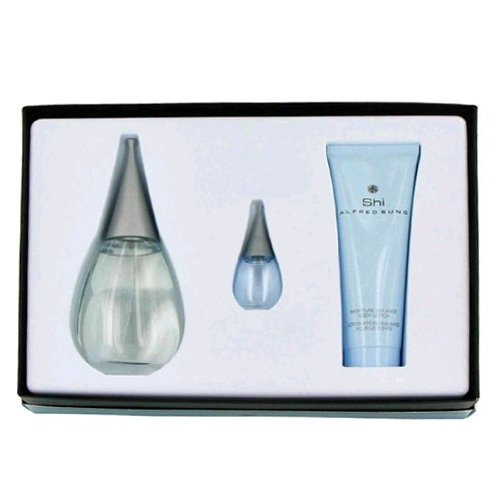 Shi by Alfred Sung for Women Gift Set (Fig Lotion Gift Set)