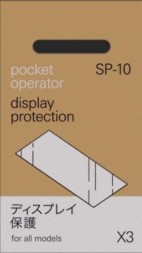 Teenage Engineering PO Display Protection