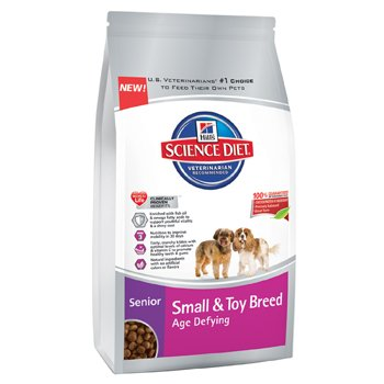 Hill's Science Diet Puppy Small and Toy Breed Dry Dog Food