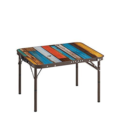 ロゴス グランベーシック 丸洗いスリムサイドテーブル7060