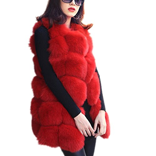 Natural Fox Fur Jacket - 2
