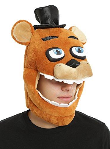 Five Nights At Freddy's Freddy Fazbear Plush Mask
