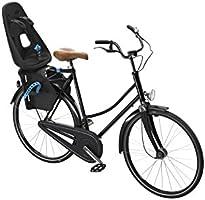 Thule 12080201 Sillita Bicicleta, Bebés Unisex, Negro, 9 Meses a 6 ...